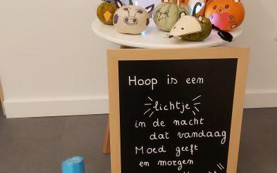 Pompoenenjacht in Oudenaarde!