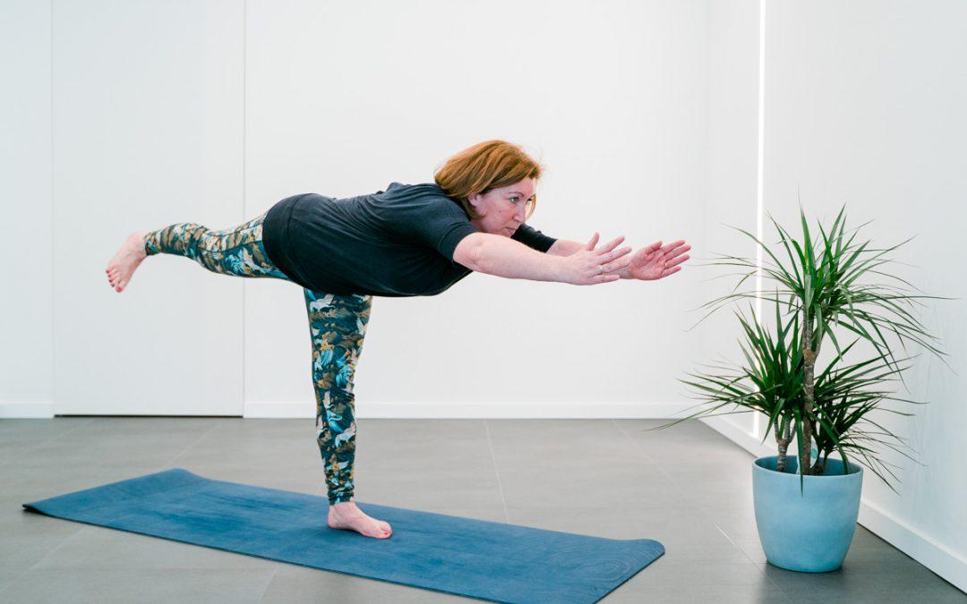 Alignment yoga flow